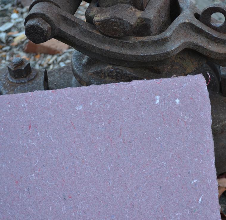Shredded Purple Rag