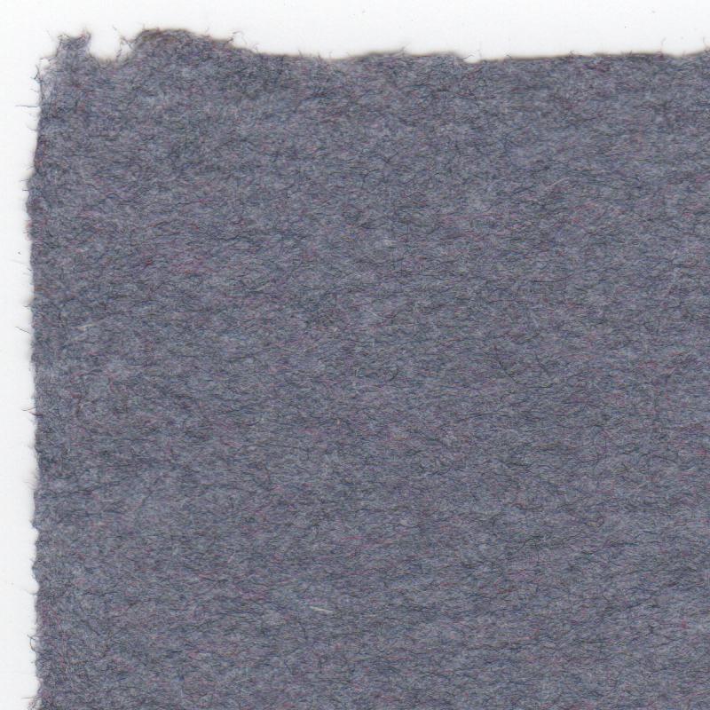 Purple/blue cotton